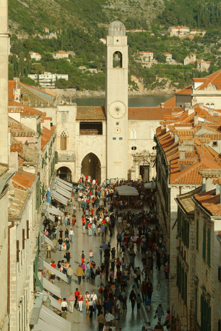 Dubrovnik Bell Tower