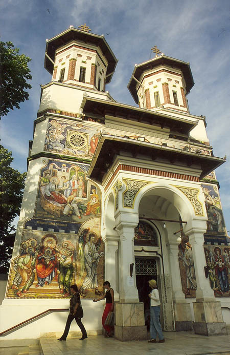 Constanta - orthodox church
